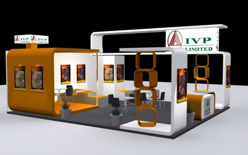 Simple Exhibition Stall : Leading portable exhibition kits provider company in india