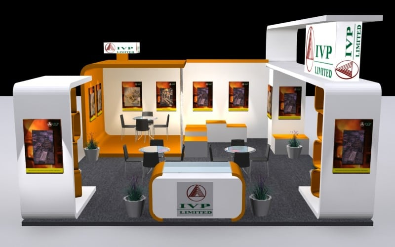 Exhibition Stall Design Templates : Exhibition stall design ivp limited top hawks
