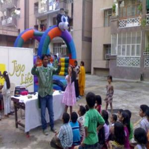 Residential welfare activity